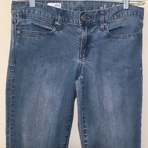 Gap 1969 Jeans Cropped Always Skinny Size 28/6